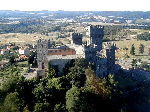 Il Castello di Torre Alfina
