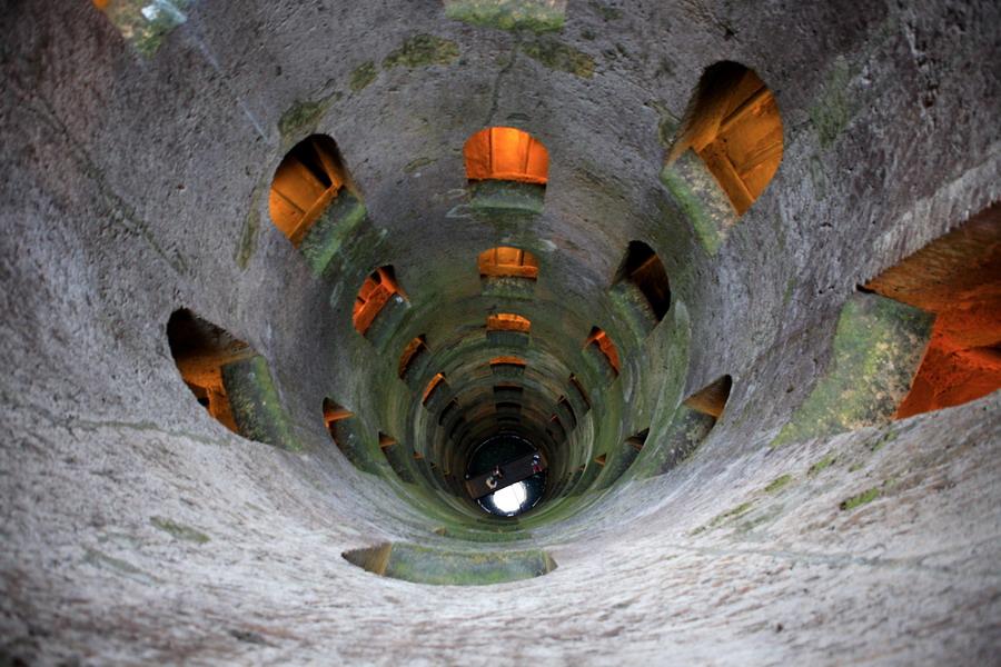 Conoscete il Pozzo di San Patrizio? Si trova nel cuore di Orvieto.