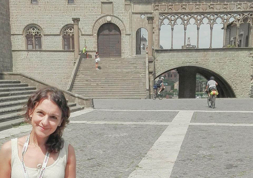 Daniela Stampatori: un'appassionata della Tuscia