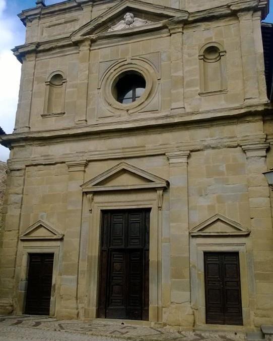 Baschi, uno dei primi Comuni in Italia, fu edificato come castello alla fine del IX secolo