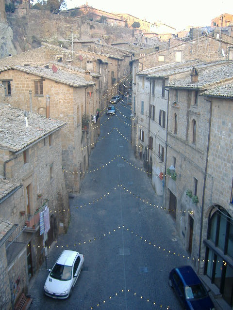 La Cava nella storia di Orvieto.
